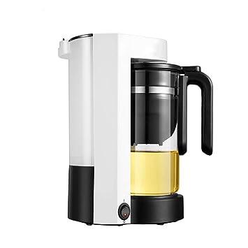 Máquina para café americano, filtro para máquina de café, máquina para café americano automática, Máquina de café programable, 750 ml/Blanco: Amazon.es: ...