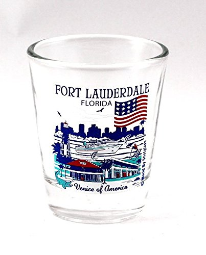 Fort Lauderdale Florida Great American Cities Collection Shot - In Fort Style Lauderdale