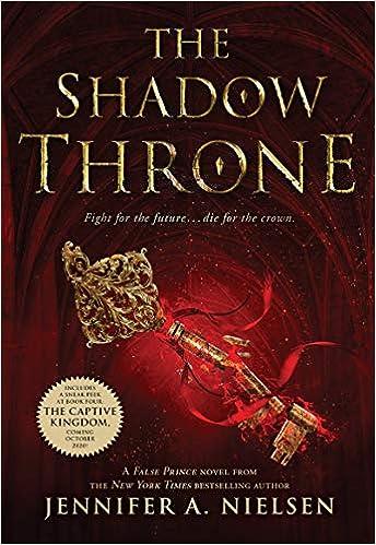 The Shadow Throne (The Ascendance Series, Book 3): Nielsen, Jennifer A.:  8601420074835: Books - Amazon.ca