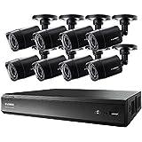 Lorex 16-Channel Surveillance System with 8 High-Definition 720p Cameras & 1TB Hard Drive