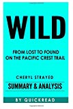 download ebook wild: from lost to found on the pacific crest trail by cheryl strayed | summary & analysis pdf epub