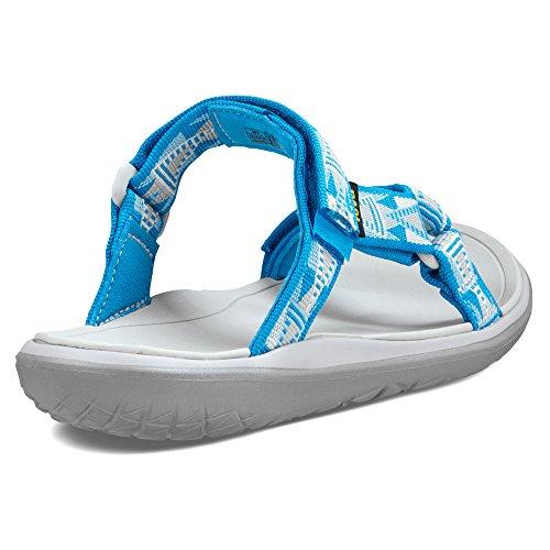 Teva Terra-float Lexi Ws - Sandalias Mujer MOSAIC GREY / BLUE