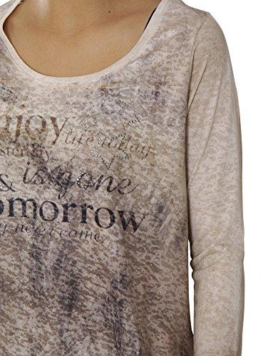 Key Largo Shirts Langarmshirts Wls Winter Round Wls00013-1004