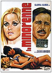 La Minorenne [Italia] [DVD]