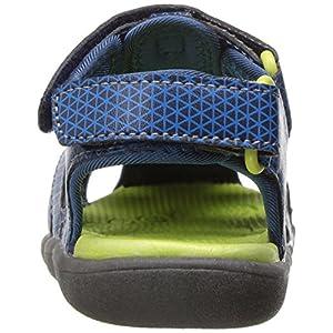 See Kai Run Boys' Cyrus Water Shoe, Navy, 8 M US Toddler