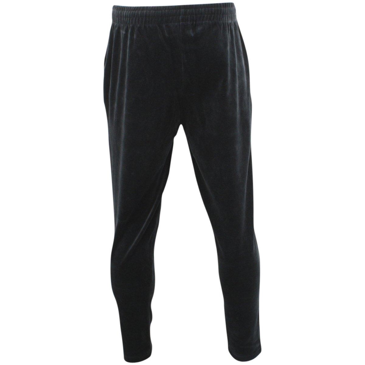 de5e72e319d Fila Mens Velour Slim Fit Pants at Amazon Men's Clothing store: