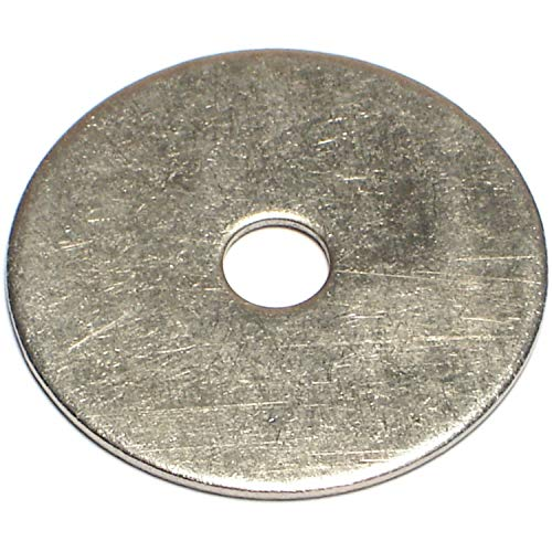 (Hard-to-Find Fastener 014973180980 Fender Washers, 1/4 x 1-1/2, Piece-45)