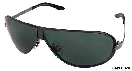 Porsche Design Gafas de sol P8449 - B: Negro / Matt titanio ...