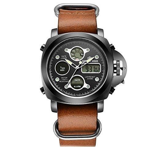 Digital Brown Leather - 4