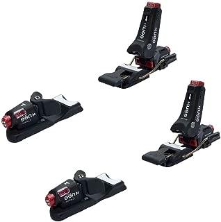 product image for Knee Binding Carbon Wide Brake Ski Bindings