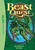 Beast Quest, Tome 2 : Le serpent de mer