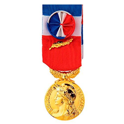 Medaille Anciennete Travail 35 Ans Amazon Fr Sports Et Loisirs