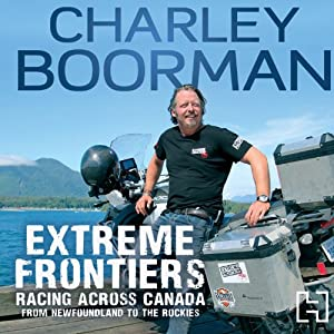 Extreme Frontiers Audiobook