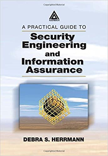 A Practical Guide to Security Engineering and Information ...