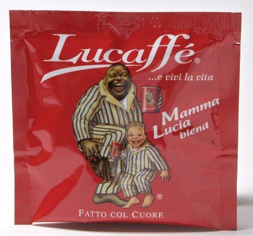 Lucaffe Mixed Case 120 ESE Espresso Pods