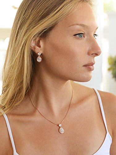 The 8 best wedding jewelry sets for brides gold
