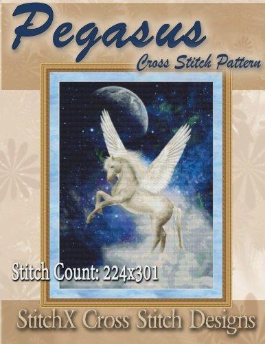 - Pegasus Cross Stitch Pattern