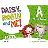 Pack Daisy, Robin & Me! Level A. Class Book (Green Color) (Daisy, Robin and Me!) - 9780194806435