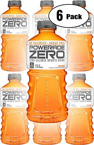 Energy & Sports Drinks: Powerade Zero