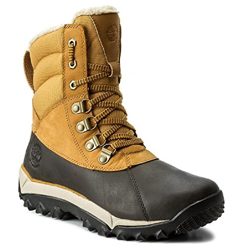 Timberland Mens Boots A1GY1 Rime Ridge V Primaloft Gefüttert Waterproof Wheat