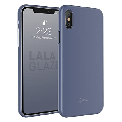 RoarKorea iPhone Xs MAX Sparkling Shine TPU Silicone Case. Enjoy Casual Point Design with Soft Airframe and Anti-Slip Grip. Protect All Round with ...