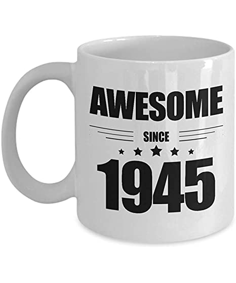 Regalo Per Suocero 70 Anni.Kkkkingu Tazza Da Caffe 74 Compleanno Regali Per Uomo 74