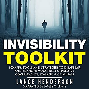Invisibility Toolkit Audiobook