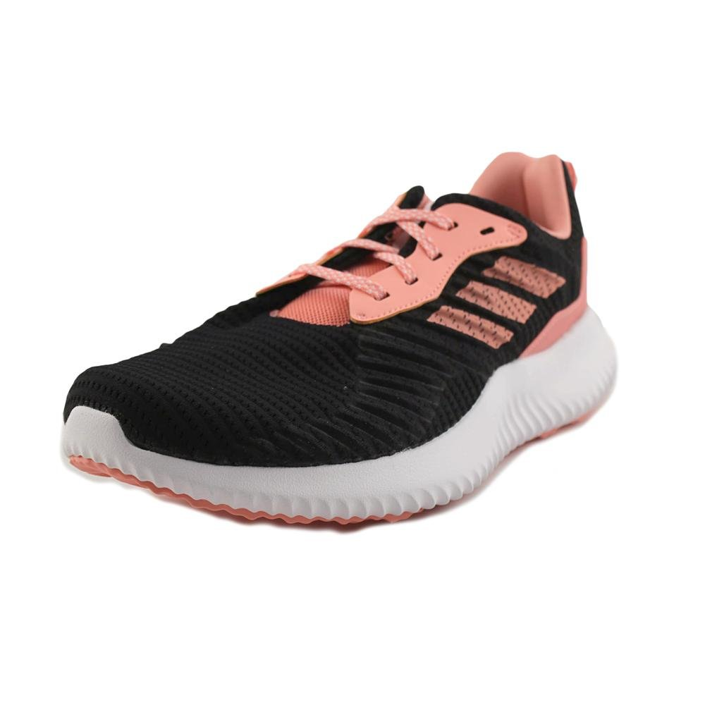 adidas Women's Alphabounce Rc W Running Shoe (9.5 B(M) US, Black/Pink)