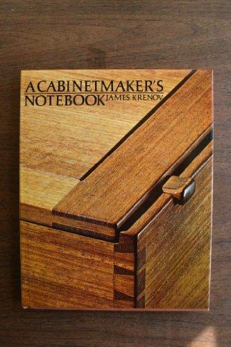 A Cabinetmaker's Notebook by Van Nostrand Reinhold Inc.,U.S.