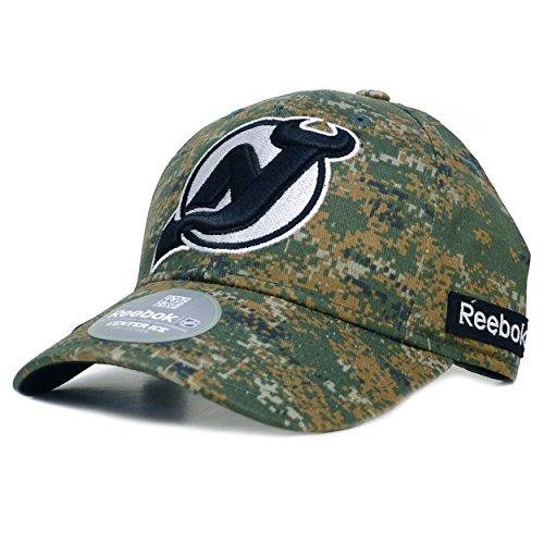 7a48a5e85 New Jersey Devils Reebok Camouflage Flex Fit Hat - Buy Online in UAE ...