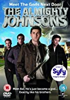 The Almighty Johnsons - Series 1