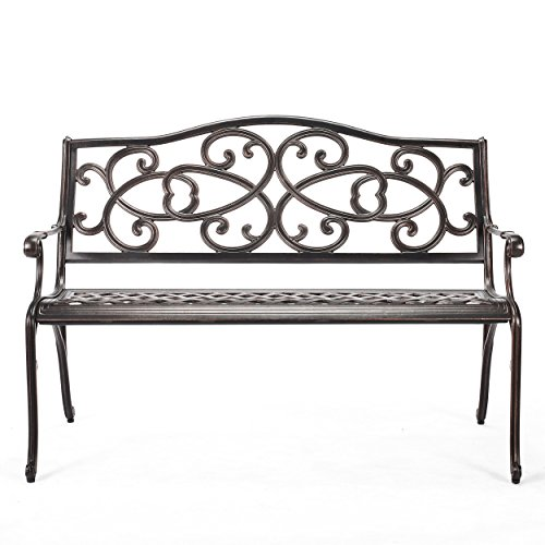 The 8 best garden benches for outdoors aluminum