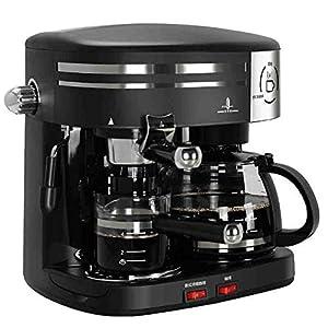 LT Macchina da caffè, Americano Espresso Machine Drip Macchina da caffè Automatica Vapore Macchina