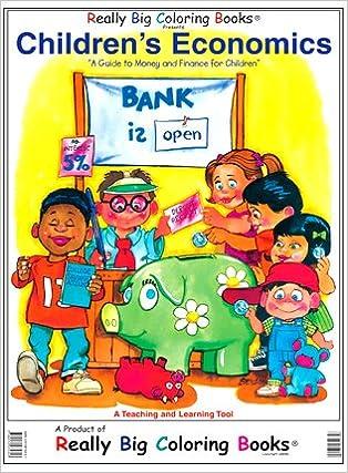 Children\'s Economics a Book on Money and Finance for Kids (Super Big ...