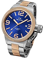 TW Steel Mens Watch Automatic Canteen CB146
