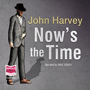 Now's the Time Audiobook
