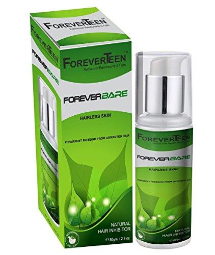 Foreverteen Foreverbare Permanent Hair Removal Cream 80g