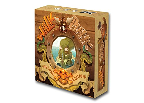 Mayday Games Walk The Plank Deluxe Edition Board Game