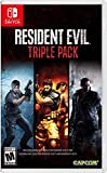 Video Games : Resident Evil Triple Pack - Nintendo Switch