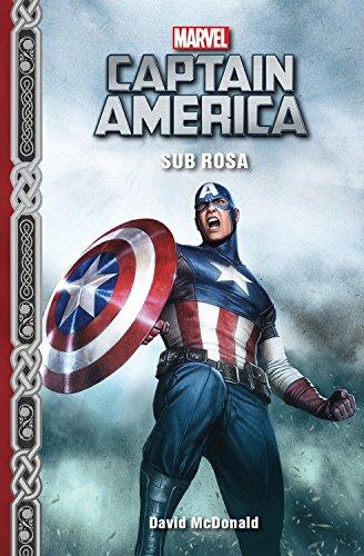Marvel's Captain America: Sub Rosa (Black Tightly Widow)