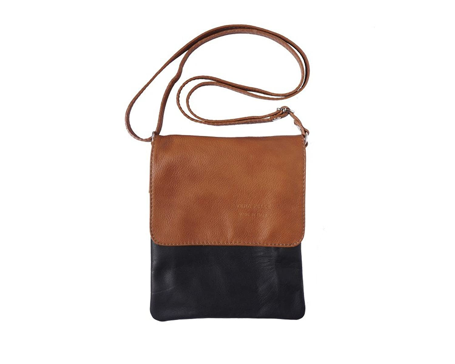 LaGaksta Ashley Very Small Italian Soft Leather Shoulder Crossbody Bag