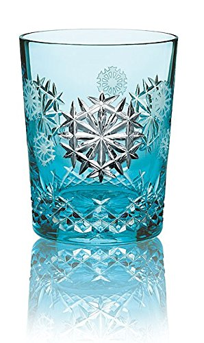 Waterford Snowflake Wishes Happiness Prestige Edition DOF Aqua