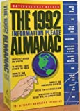The Information Please Almanac, 1992, Houghton Mifflin Company, 0395596726