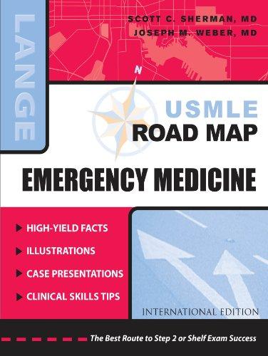 USMLE Road Map: Emergency Medicine: Emergency Medicine (LANGE USMLE Road Maps) Pdf