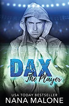 Dax (The Player Book 2) by [Malone, Nana]