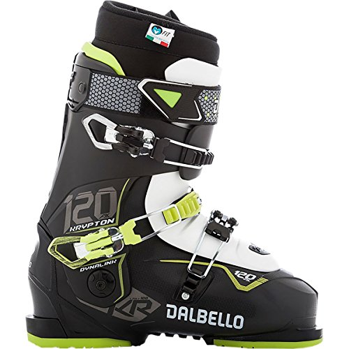Dalbello Krypton Ski Boots (Dalbello Sports Krypton AX 120 ID Ski Boot One Color, 27.5)
