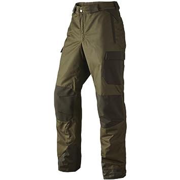 Seeland Prevail Frontier Pantalones Impermeables - Haya - EU50-56 (Tiro/Caza): Amazon.es: Deportes y aire libre
