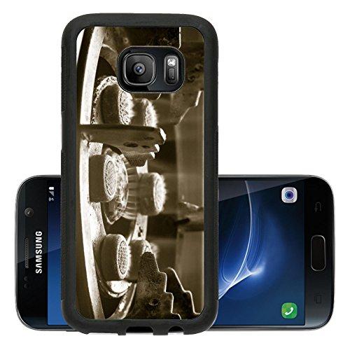 Luxlady Premium Samsung Galaxy S7 Aluminum Backplate