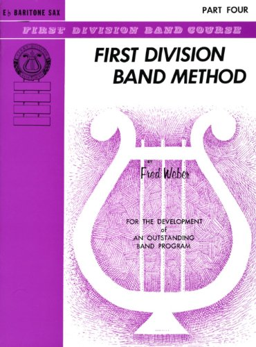 - First Division Band Method, Part 4