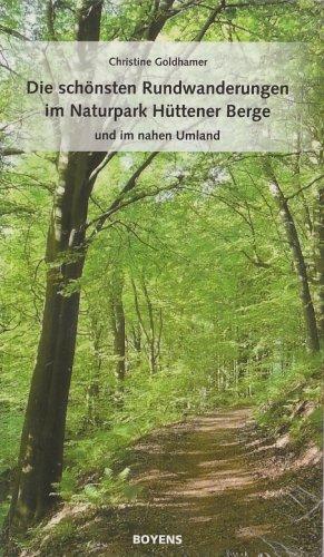 Die schönsten Rundwanderungen im Naturpark Hüttener Berge: und im nahen Umland